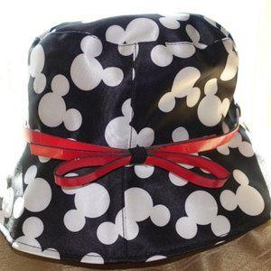 Mickey 40's Style Bucket Rain Hat Disney